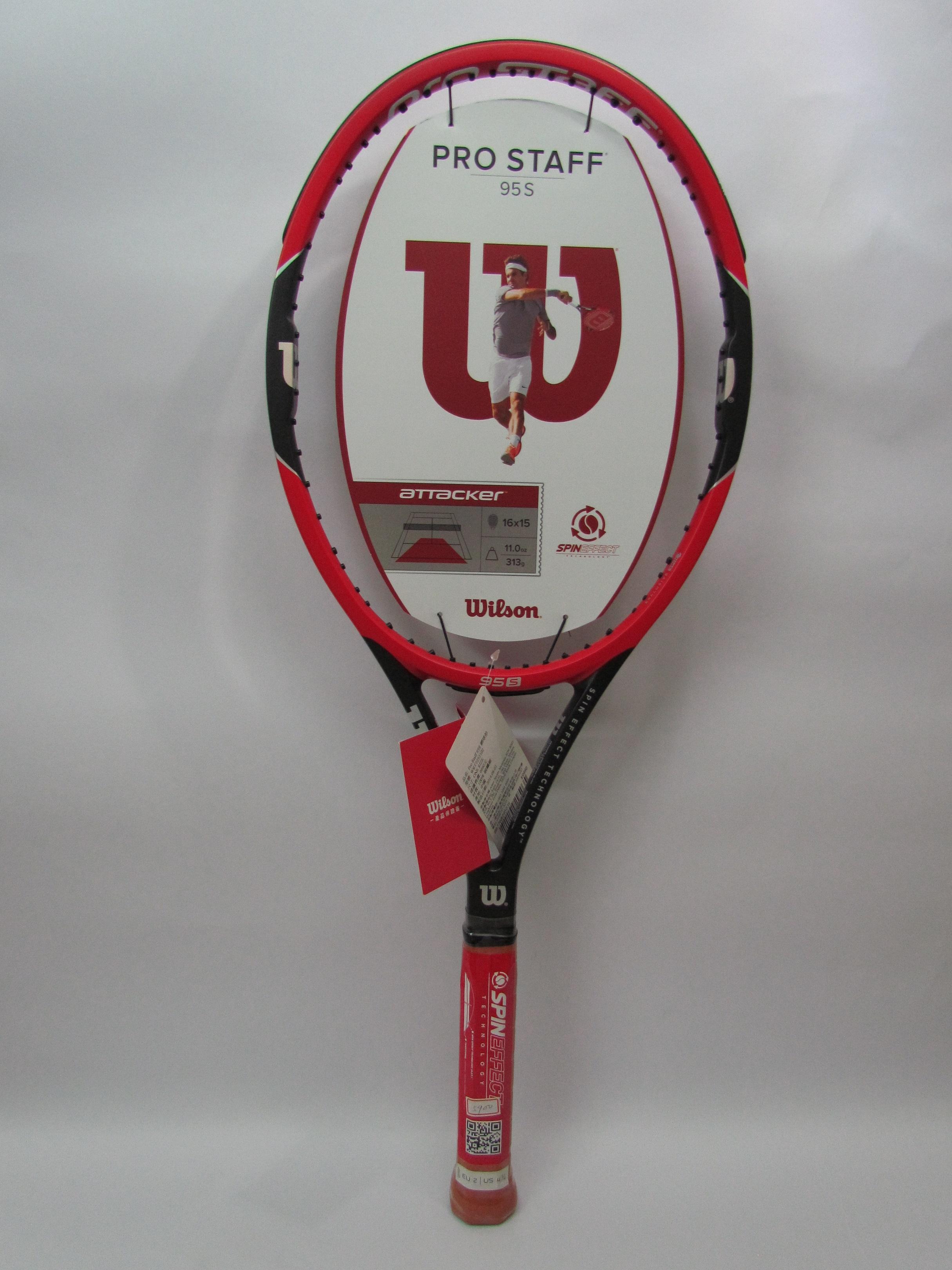 Wilson專業網球拍 Federer款 Pro Staff 95S 2015年款