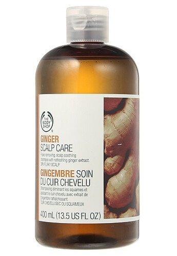 【彤彤小舖】The Body Shop 薑汁抗頭皮屑洗髮精 250ml 原廠真品輸入