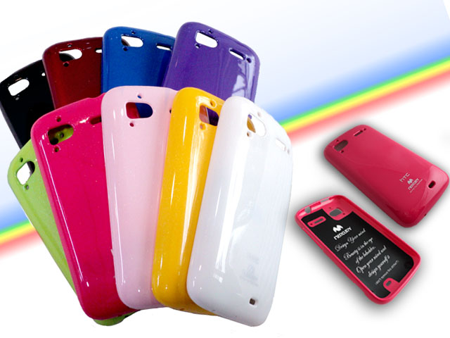 HTC ONE SC / T528D 晶鑽 保護套一閃一閃 亮晶套 手機 保護套 韓國 最新 流行 MERCURY 亮粉套 清水套 軟膠套 手機 保護套 背蓋