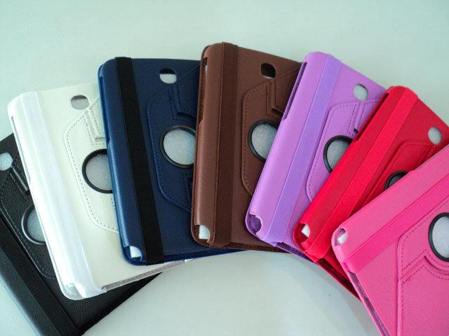 Samsung  Note 8.0 N5100(3G版)/N5110(WIFI版) 旋轉式書本皮套/平板皮套/閱讀保護套/旋轉皮套/二段可調高度/可站立