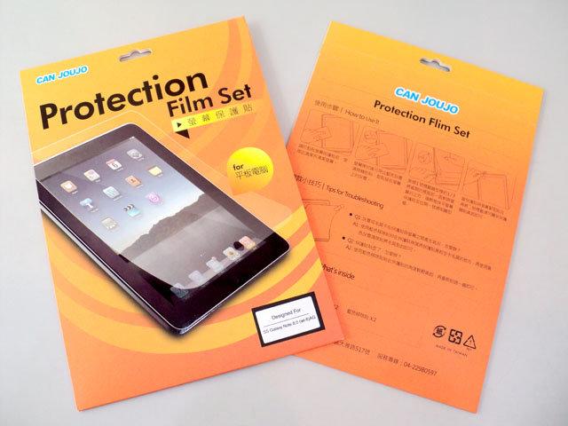 ASUS fonepad ME371MG HC 亮面 低反光 高清晰 抗磨 觸控順暢度高/單張/CITY BOSS