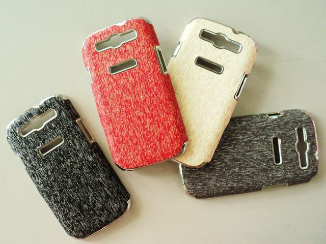 i9300 / S3 立體金屬條紋/奢華邊框 硬式保護殼/保護殼 保護套 手機殼 手機套 背蓋 背殼 硬殼