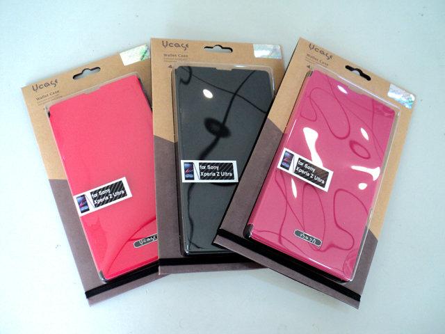 Z Ultra 手機套 SONY Xperia ZU XL39h L39H C6802 6.4 背蓋式皮套/雙色保護套/支架/觀賞架/側掀/側開/U case 原裝正品