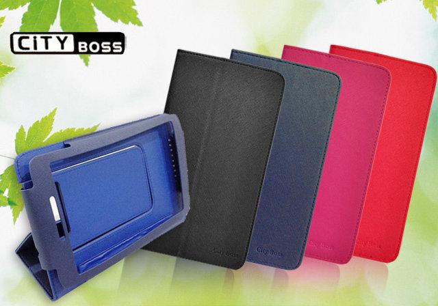 ASUS 華碩 PadFone mini 7吋 平板皮套 4吋 PF400CG/4.3吋 A11/PF400/A12/PadFone mini2 變形手機 平板基座 保護套/書本套/平板書本式閱讀保護套/磁扣/可站立/支架/TIS購物館