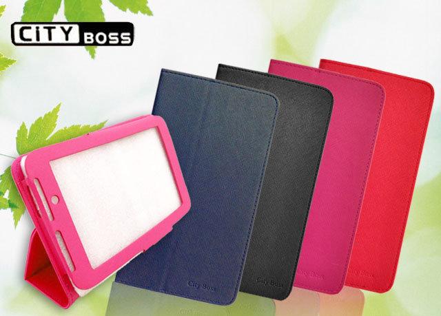 ASUS華碩 FonePad 7 K012 FE170CG EF170CG 平板皮套 7吋 保護套 皮革紋/書本套/書本式/閱讀/側掀/皮套/磁扣/側翻/保護套/可站立/FE170/EF170/TIS購物館