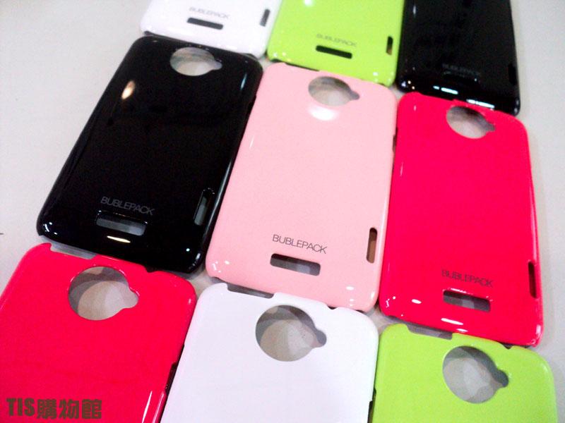 HTC Sensation XL 手機殼/BUBLEPACK 輕彩繽紛多色 馬卡龍 糖果色 X315 保護殼 X315E 背蓋 G21 背殼 裸殼 硬殼