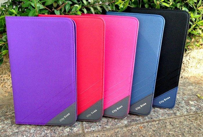 ASUS Fonepad 7 平板保護套 CITY BOSS 渴望系列 ME372/ME373/ME7230CL/ME372CL/ME373CL 磨砂側掀皮套/磁扣/磁吸/保護套/背蓋/支架/軟殼/TIS購物館