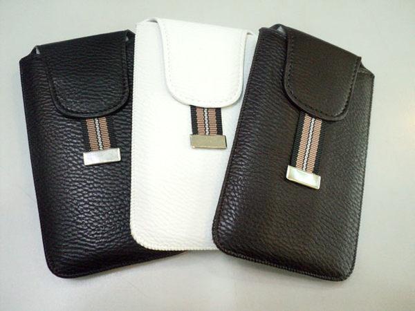 5.3吋 荔枝紋直入式抽拉手機保護皮套/抽取套/皮革保護套/隱形磁扣/手機套/保護套/3C數位包/行動電源包/Note/N7000/I9220