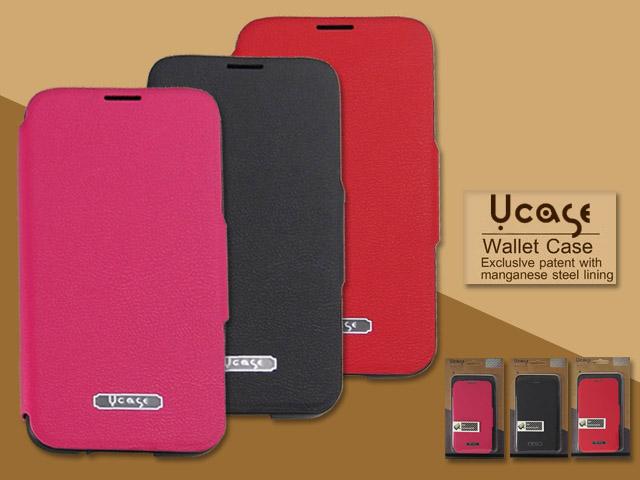5.1吋 S6 手機套 U case 原廠 雙色混搭 Samsung Galaxy G9208 G920 G920F 超薄側掀保護皮套/背蓋式皮套/TPU/保護套/可站立/軟殼/保護殼/TIS購物館
