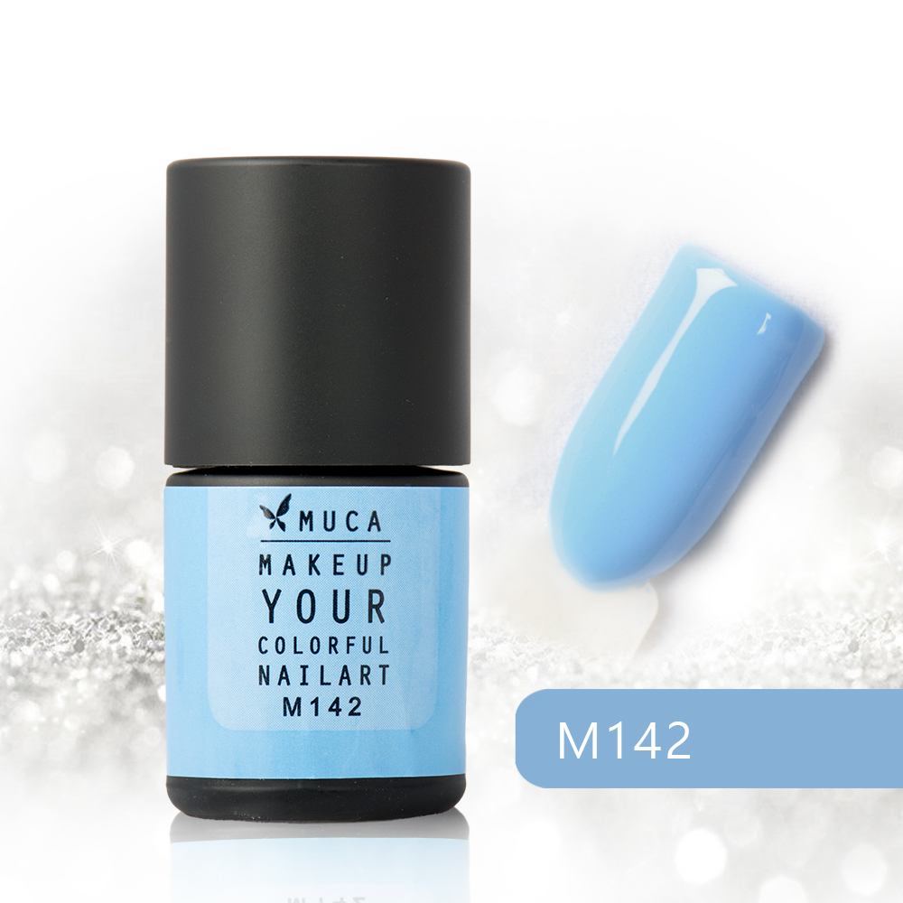 M141-沐卡光撩凝膠指甲油