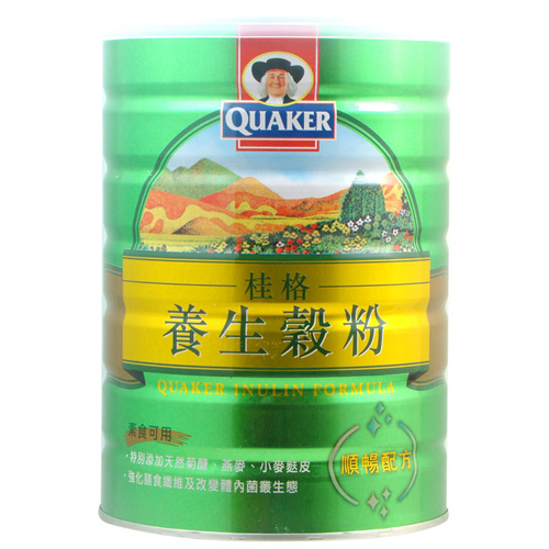 QUAKER桂格  養生穀粉(順暢配方)500g