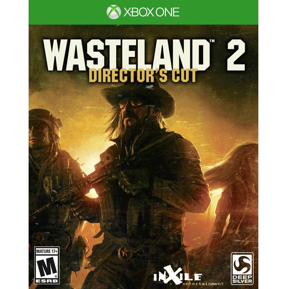 XBOX ONE 荒野遊俠 2 導演版 英文美版 Wasteland 2: Director's Cut