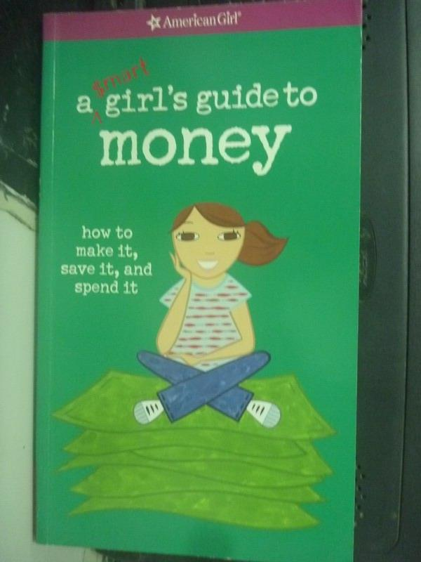 【書寶二手書T4/語言學習_XEG】A $mart Girl's Guide to Money_Nancy