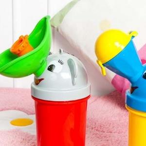 美麗大街【BF435E1E817】外出旅行便攜式兒童小便器便鬥男女寶寶嬰兒防漏接尿器便利尿杯