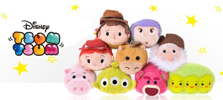 日本 tsum tsum 迪士尼 玩具總動員 TOY  娃娃 手機擦
