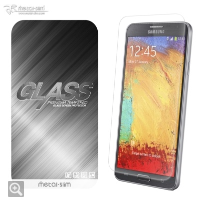 【UNIPRO】Metal-Slim 三星 Galaxy NOTE5 9H弧邊耐磨防指紋弧角鋼化玻璃保護貼 0.3mm SM-N9208