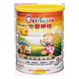 『121婦嬰用品館』金愛斯佳多穀營養麥精700g