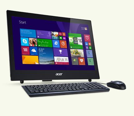 ACER Aspire Z1-601 AIO 桌上型電腦