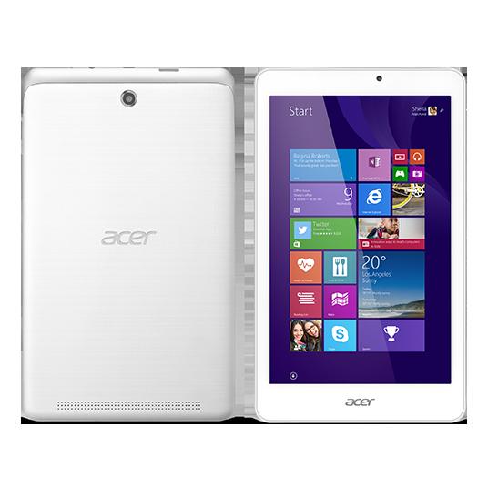 ACER W1-810-19XS 8吋 平板電腦 W81BSTAML32I / ATMZ3735G(1.83M) / 8' / WIFI / NA