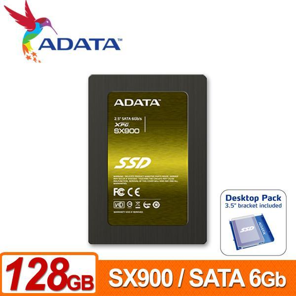 ADATA威剛 XPG SX900-128GB SSD 2.5吋固態硬碟