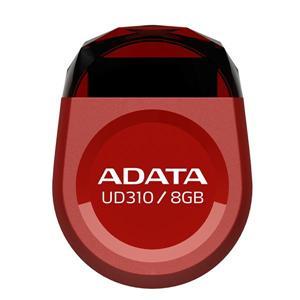威剛 UD310/8GB 迷你寶石行動碟(紅色)