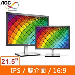AOC I2276VW 21.5吋寬 IPS液晶顯示器