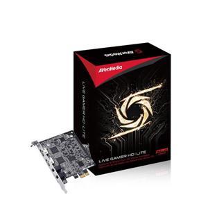 圓剛易錄卡C985 LITE HDMI H.264硬壓直播擷取卡 C985E