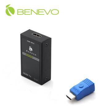 BENEVO BHE025 UltraExtender CatX HDMI影音訊號延長器(最遠25M)