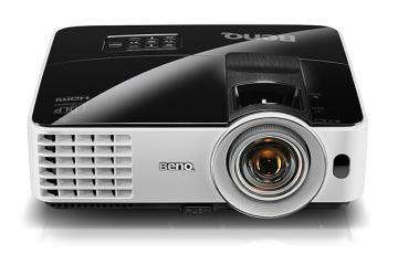 BenQ WXGA/3000ANSI短焦投影機 ( MW621ST )