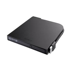 BUFFALO 超薄型攜帶式外接DVD燒錄器(DVSM-PT58U2VB)