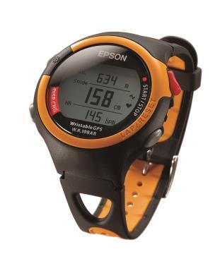 EPSON GPS SS-701T 活力亮橙