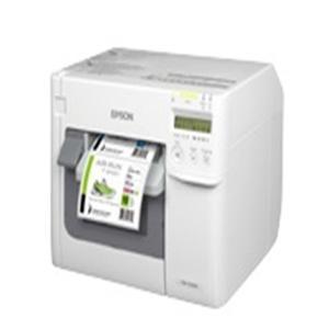 EPSON TM-C3510噴墨式彩色標籤印表機