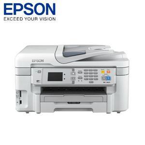 EPSON WF-3621 商用雲端旗艦傳真複合機(19合1)