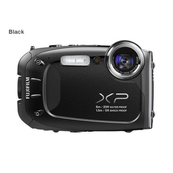 FUJIFILM XP60 防水、防塵、防寒和耐衝擊4防相機