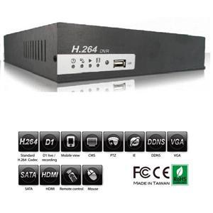 GE GE-9004 4路 960H高解析監控錄影主機