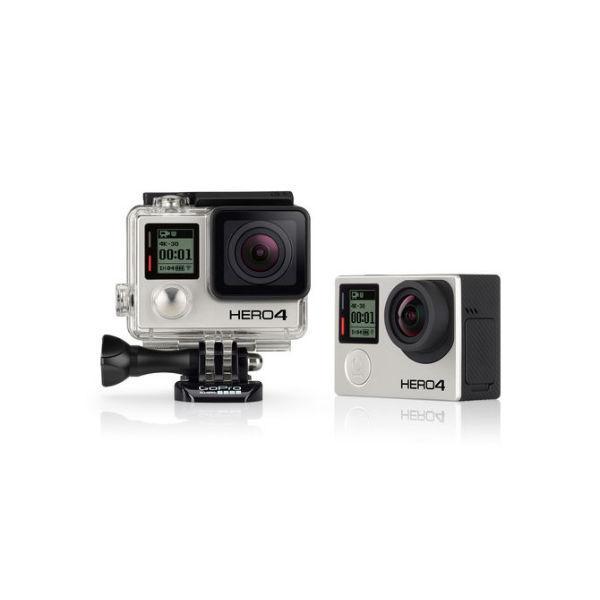 GoPro HERO4 頂級旗艦級黑色版 運動攝影機