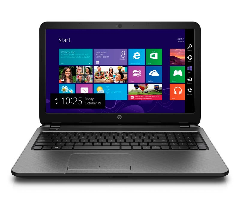 "HP 15-r234TU 銀色 15.6"" ( L1M06PA ) 筆記型電腦 Intel Celeron N2840 Dual Core/4GD3 Intel HD Graphics /500GB /DVD RW 一年保固 / Windows 8.1"