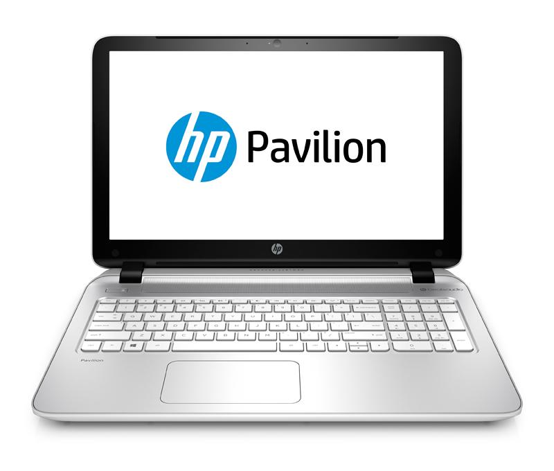 """HP Pavilion 15-p261TX 白色15.6"""" ( L1L93PA ) 筆記型電腦 5th Gen Intel Core i7-5500U/8GD3 Intel HD Graphics 5500/1TB Nvidia GeForce GT 840M 2GB DDR3L Windows 8.1/一年保/DVD+/-RW"""
