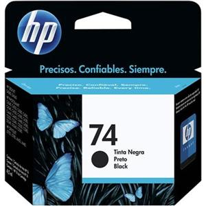 HP CB335WA No.74 黑色墨水匣