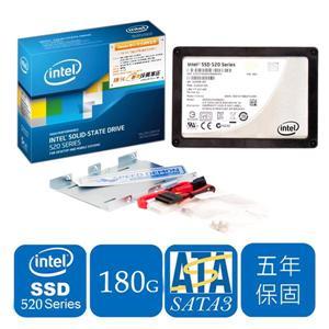 Intel SSD 520系列(Intel520-SSDSC2CW180A3K5 )