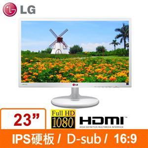 LG 23EA53VB-W (白色) 23吋寬液晶顯示器