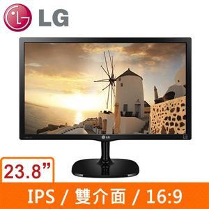 LG 24MP57HQ-P 23.8吋(寬) IPS液晶顯示器