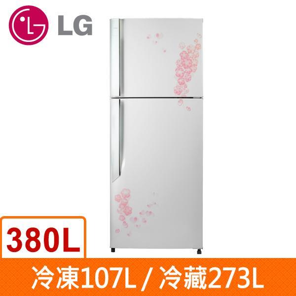 LG GN-L492NP 380公升上下門電冰箱