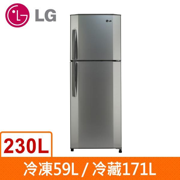 LG GN-V292S 230公升上下門電冰箱