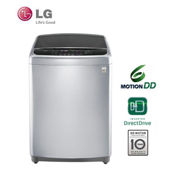 LG WT-D145SG (銀色) (14公斤) 變頻直驅式 (直立) 洗衣機
