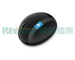 Microsoft L6V-00006 Sculpt人體工學滑鼠