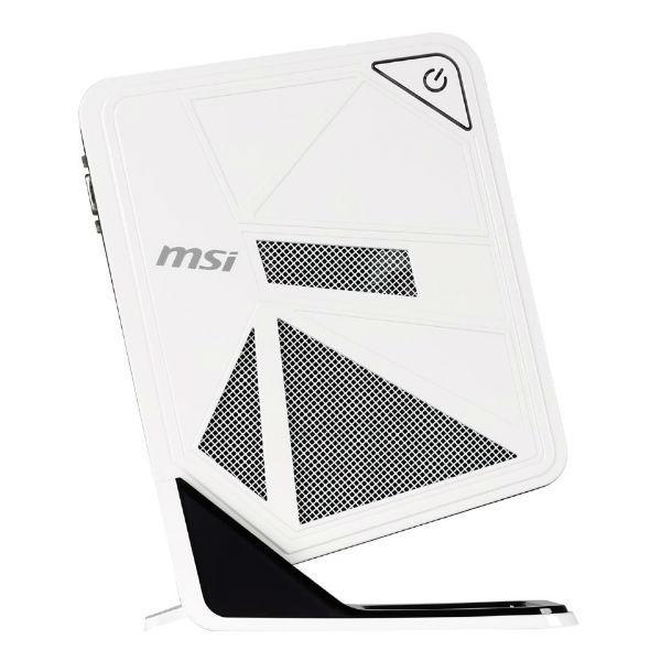 微星MSI DC111-060TW-W10374GXXDX81MB 超迷你W8.1電腦  Intel Celeron 雙核1037U/4G/128 SSD/W8.1/1Y