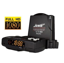 征服者『雷達眼VR-799+加強版1080P FULL HD』GPS測速器+行車記錄器+VCO雷達