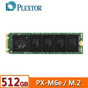 PLEXTOR PX-M6e 512GB M.2 2280 PCIe SSD 固態硬碟