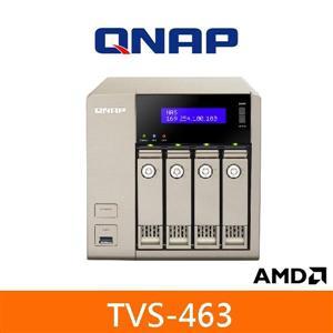 QNAP TVS-463 網路儲存伺服器